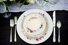 Table & Place Setting Ideas Wedding Reception Photos on WeddingWire