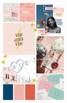 Branding Yourself + My New Branding — Brianna Knopf Graphic Design Inspiration, Color Inspiration, Feeds Instagram, Instagram Story, Mood And Tone, Brand Board, Branding Design, Identity Branding, Corporate Design