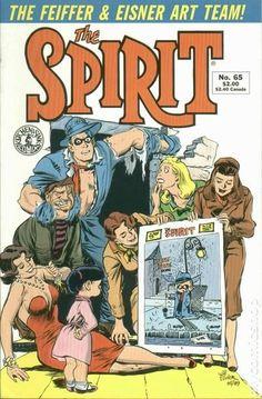 The Spirit Issue #65