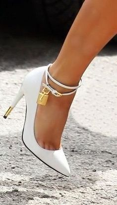 I love the shoes but I would also love ankles like that