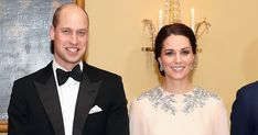 Kate Middleton didn't walk to dinner at the royal palace in Oslo on Thursday — she floated