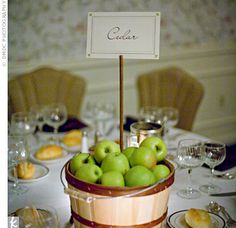 Green Apple Wedding