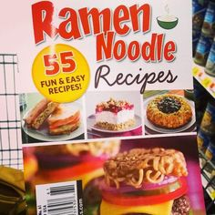 Pin for Later: 89 Weirdly Wonderful Things You Will Find in Walmart The Ultimate College Student Cookbook Source: Instagram user picsfromd