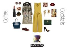 """Pack and Go: Milan"" by eclecticcurly ❤ liked on Polyvore featuring River Island, Valentino, Linda Farrow, Lancôme, Dollhouse, NARS Cosmetics, Lime Crime, Christian Louboutin, Ludevine and Chanel"