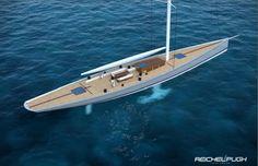 50 foot shallow draft sail ketch - Google Search