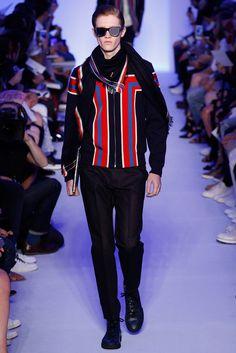 Louis Vuitton Spring/Summer 2016 Menswear Collection
