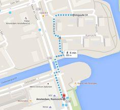 Parking gratuit Amsterdam