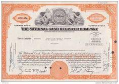 NCR: National Cash Register Company
