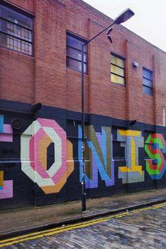 Graffitien Lontoo | Mondo.fi Graffiti, Graffiti Artwork, Street Art Graffiti