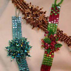 Be My Valentine Amulet Pouch, Sova Enterprises Beaded Bracelet Patterns, Jewelry Patterns, Beading Patterns, Beaded Jewelry, Beaded Bead, Diy Jewellery, Beading Ideas, Crystal Beads, Crystals