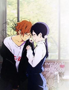 Tamako and Mochizou.