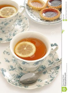 earl grey tea | Stock Image: Earl Grey tea