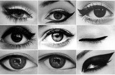 Cómo usar el eyeliner para una mirada perfecta, ¡apunta!