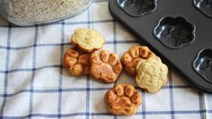 These are easy and dogs love them!