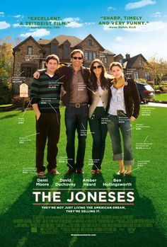 The Joneses (2009) - Click Photo to Watch Full Movie Free Online. --- You can learn so much here. MLx