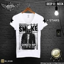 Mens Skeleton T-shirt Smoke W Everyday Festival Tank Top MD407