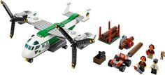Van- Lego Cargo Heliplane