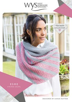 This pattern is available for digital download. However, if you are unable to download or would prefer a printed version, please contact the office on 01535 664500 orwebsales@wyspinners.comand we will be happy to post it out to you.