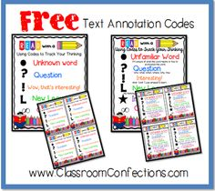 Printable File Folder Games, Other Fun Classroom Activities: FREE Reading Posters Free Teaching Resources, Reading Resources, Reading Strategies, Reading Activities, Teaching Reading, Guided Reading, Teaching Tools, Reading Comprehension, Teaching Ideas
