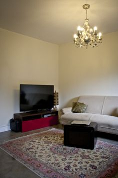 Living Room inc TV