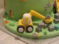Emma's KakeDesign: Gravemaskin trinn-for-trinn
