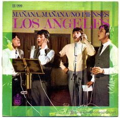 Mañana, mañana [Grabación sonora] / Los Ángeles.-- Madrid : Hispavox, 1968   1GS/M/15