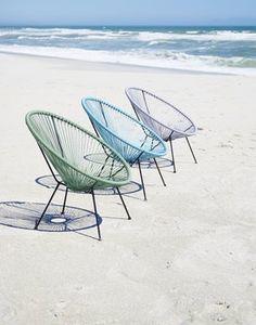 Krzesło UBBERUP sznurki