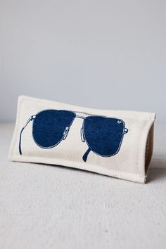 sunglass case from India Hicks