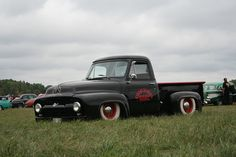 Ford 1954 pickup truck by Drontfarmaren,