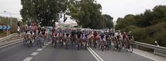 Vuelta a España 2014: La tercera etapa sale de un portaaviones