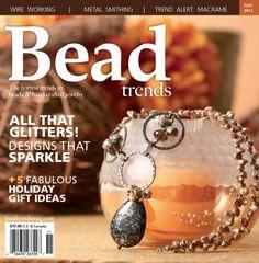 Bead Trends Magazine: November 2012 | Northridge Publishing