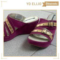"""María de los Ángeles nos envió una foto de sus nuevos zapatos #Batistella!    """"Gracias Batistella por, no solo la atención, sino la calidad de sus productos. Hace años que soy su clienta y estoy 100% conforme con lo que hacen. Saludos y que tengan un gran 2014!"""""""