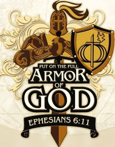 painting armors of god tattoo 611 bible church words quotes sayings ...                                                                                                                                                      More