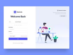 Login Page designed by Daniel Sørensen ッ. Connect with them on Dribbble; Login Page Design, Layout Design, Web Design Software, Web Ui Design, Web Layout, Dashboard Design, Form Design, Formulários Web, Mobiles Webdesign