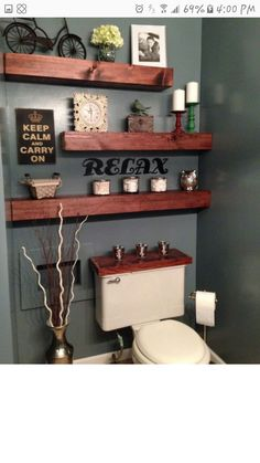 Is your home in need of a bathroom remodel? Give your bathroom design a boost with a little planning and our inspirational bathroom remodel ideas 65 Most Popular Small Bathroom Remodel Ideas on a Budget in 2018 Diy Bathroom Decor, Bathroom Renos, Diy Home Decor, Bathroom Ideas, Bathroom Storage, Bathroom Wall, Master Bathroom, Bath Decor, Budget Bathroom