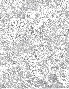 free coloring page Coloring Pages For Grown Ups, Printable Adult Coloring Pages, Flower Coloring Pages, Disney Coloring Pages, Christmas Coloring Pages, Coloring Book Pages, Coloring Pages For Kids, Fairy Coloring, Relaxing Colors
