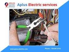 Ever panicked due to #electrical short circuit? Don't worry any more, because #Aplus #electrical serves you with the best #Emergency #electrical services.