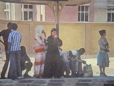 Egypt Canvas