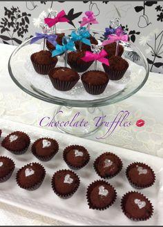 chocolate truffles!!