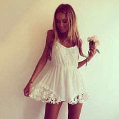 Summer dress!:) find more women fashion ideas on www.misspool.com