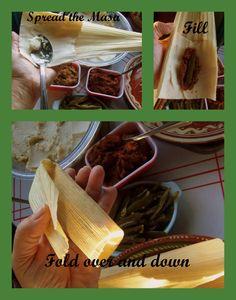Mexican-Style Tamales - Hispanic Kitchen