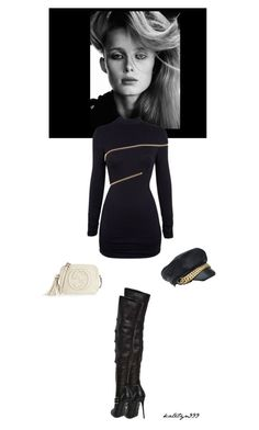 """""""Always look on the bright side of life..."""" by katelyn999 ❤ liked on Polyvore featuring Giuseppe Zanotti, Agent Provocateur, Gucci and Balenciaga"""
