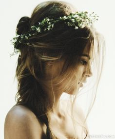 Pretty Hair Garland Pictures, Photos, and Images for Facebook ...