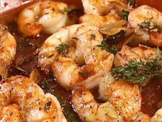 Oven-Roasted Shrimp and Garlic Video.  You have to check this recipe out. If you like Shrimp you will love this recipe.