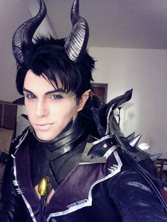 Maleficent Crossplay