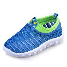 2016 été nouveaux enfants chaussures mode Mesh respirant Sneakers garçons et filles Casual chaussures de course ( enfant / Little Kid / jeunesse ) dans Chaussures de sport de Produits pour bébés sur AliExpress.com | Alibaba Group