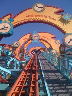 Primeval Whirl at Animal Kingdom is always a Must Do attraction on our Disney Vacation Club dream vacation