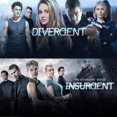 #transformationthursday? to the Divergent (2014) to the… by @fourtriswut - PICBI