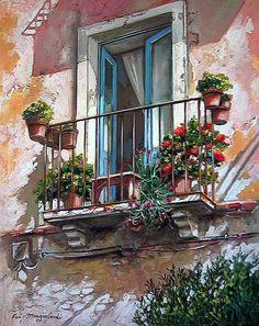 Carmela's Home ~ Francis Mangialardi