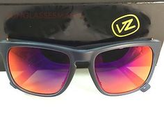 CRAZY SALE: NEW VON ZIPPER LOMAX Navy | Galactic Glo LTD Sunglasses NVY